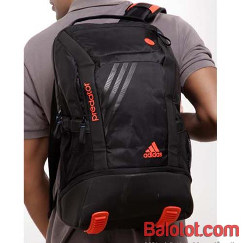 Adidas-Predator-Backpack- Red