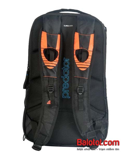 Predator-Backpack- Red-4