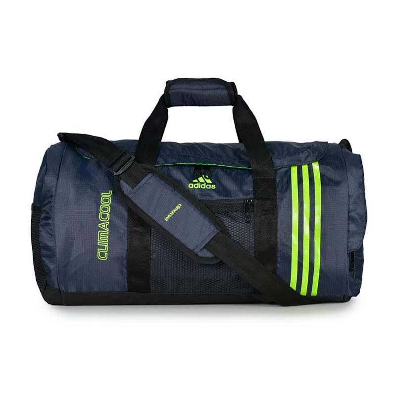 Túi du lịch adidas Climacool Team Bag size s Xanh Navy mã TA160 2