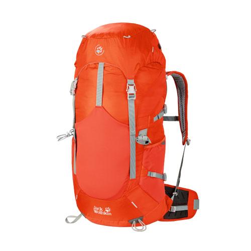 Balo du lịch Jack Wolfskin Alpine Trail 36 màu cam mã BT187