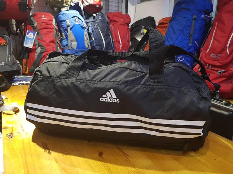 Túi trống tập gym thể thao adidas 20L mã TA313 12