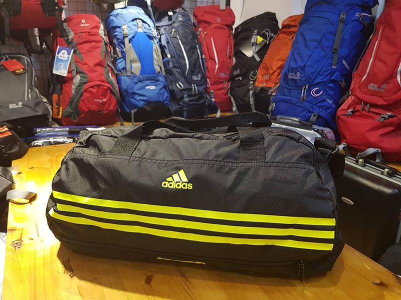 Túi trống tập gym thể thao adidas 20L mã TA313 13