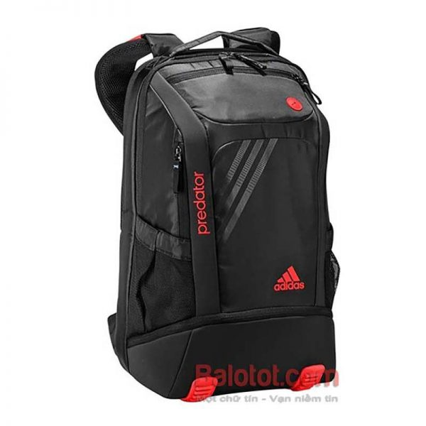 Balo laptop Adidas Predator Backpack - Red mã BA53 1