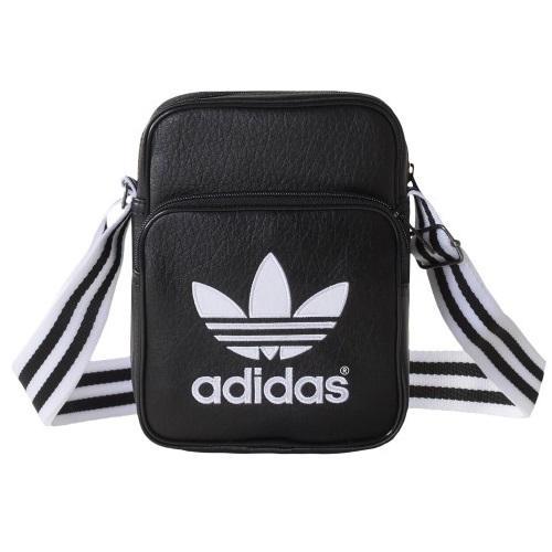TÚI IPAD ADIDAS Mini bag Classic màu đen Mã TA350