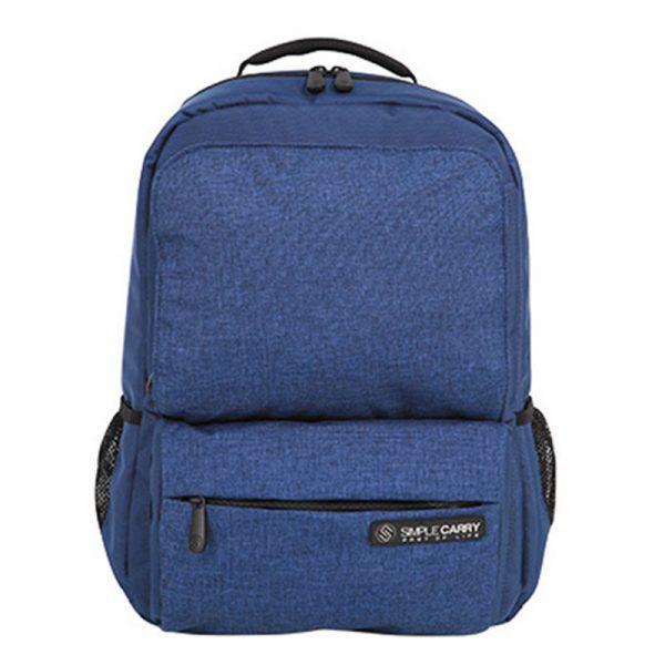 Balo laptop Simplecarry B2B01 Xanh Navy Mã BS361 1