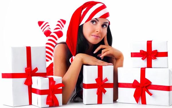 balo quà tặng giáng sinh