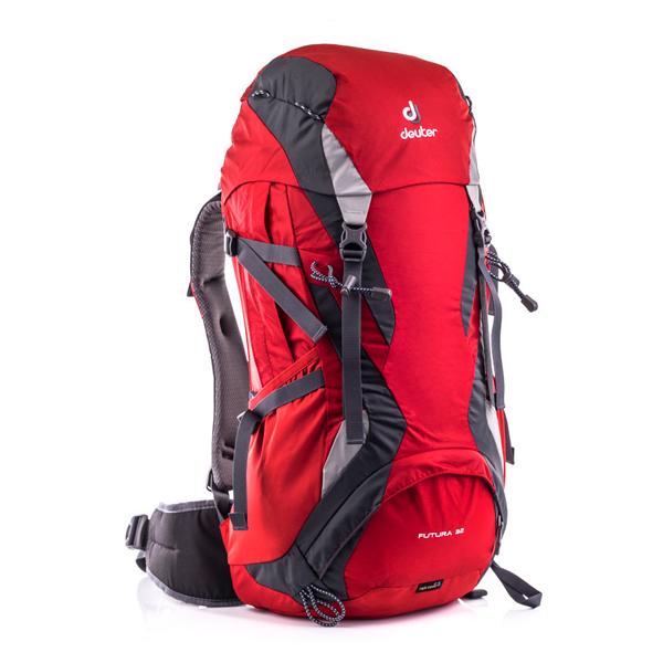 Ba lô leo núi DEUTER FUTURA 32 màu đỏ mã BD151 2