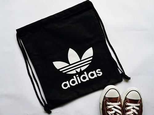 Balo dây rút adidas vải dù mã BA420