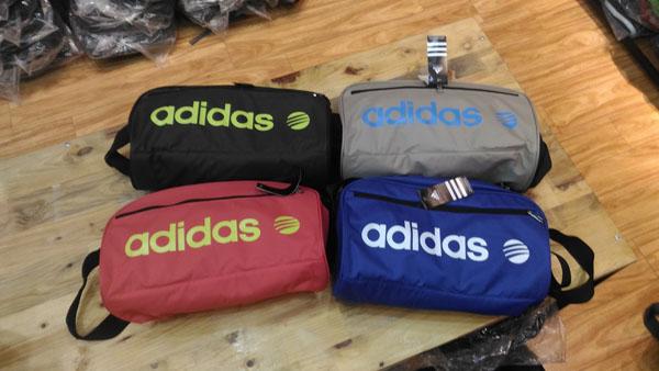 Túi adidas thể thao tập gym cỡ nhỏ