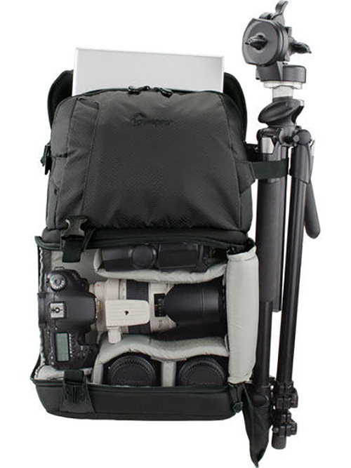 balo Lowepro DSLR Video Fastpack 350 AW