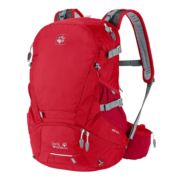 Balo Jack Wolfskin Moab Jam 30 Backpack màu đỏ mã BJ459