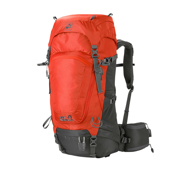 Balo Jack Wolfskin HIGHLAND TRAIL 48 Hiking