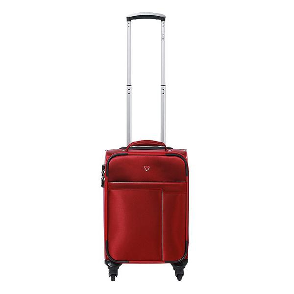 Vali kéo SAKOS PLATINUM 5 màu đỏ mã VK473