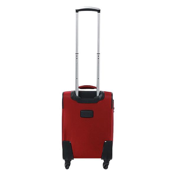 Vali kéo SAKOS PLATINUM 5 màu đỏ mã VK473 12