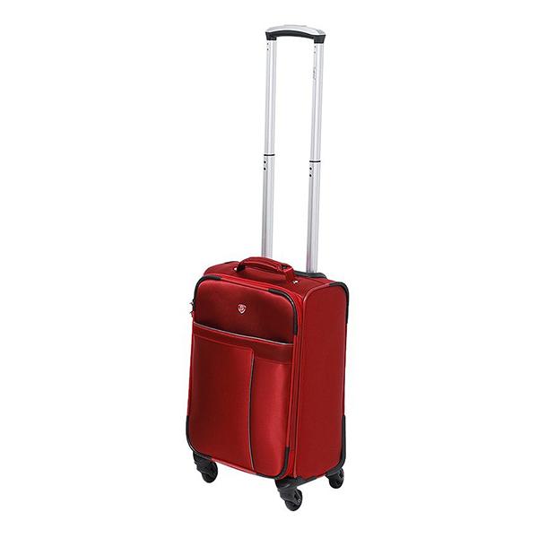 Vali kéo SAKOS PLATINUM 5 màu đỏ mã VK473 11