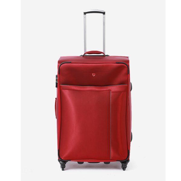 Vali kéo SAKOS PLATINUM 7 màu đỏ mã VK476 1