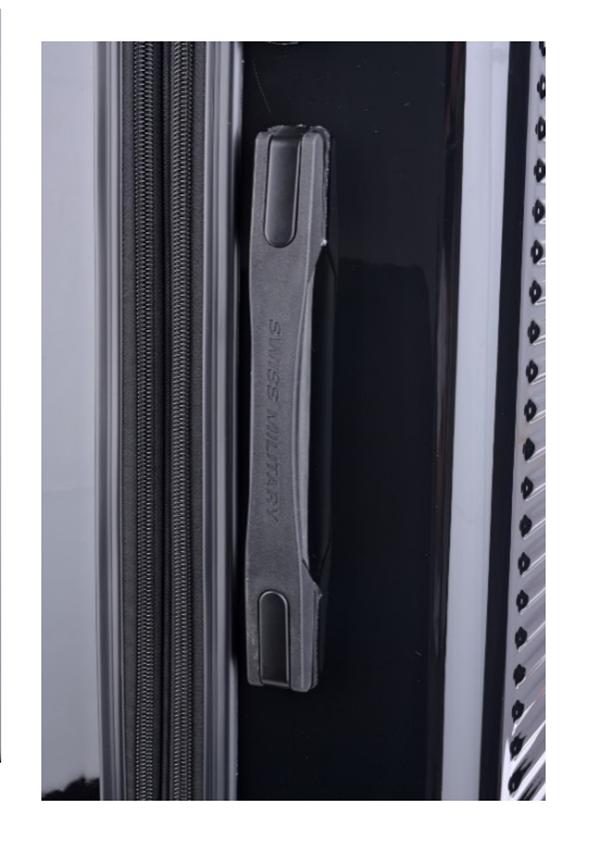 VALI Kéo SWISS MILITARY màu đen size20 Mã VS502 13