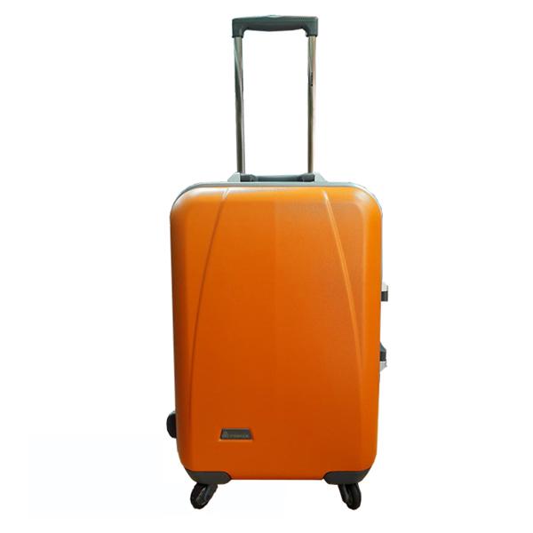 Vali kéo du lịch Prince 76759 màu Cam size 24 mã VP517