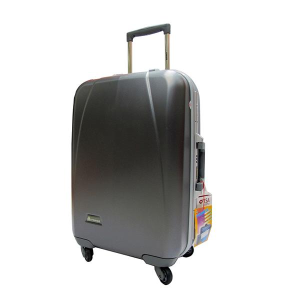 Vali kéo du lịch Prince 76759 Ghi size 24 mã VP516