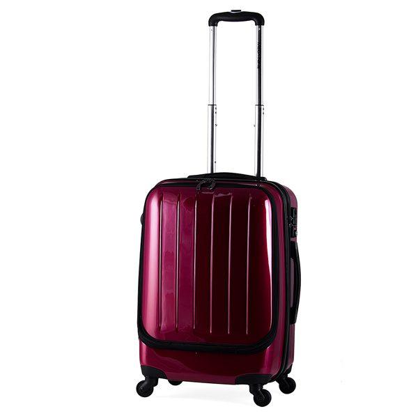 Vali kéo MEGANINE 31249 size 20 màu đỏ mã VM518 1