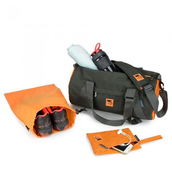 Túi thể thao tập gym Mikkor THE BORIS GYMS