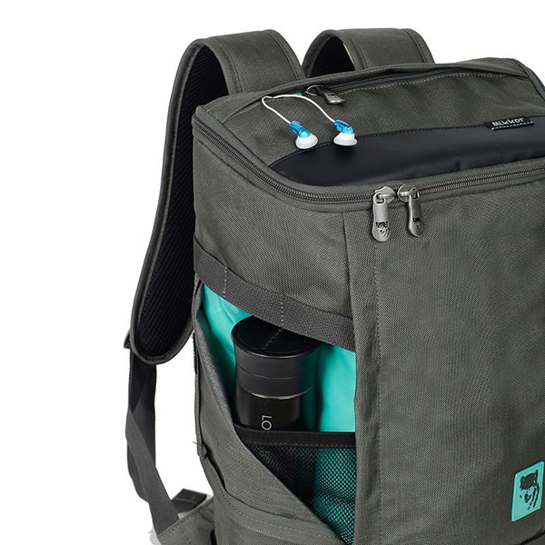 Balo laptop Mikkor The Irvin Backpack mã BM538 16