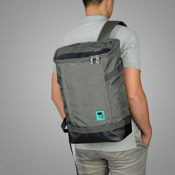 Balo laptop Mikkor The Irvin Backpack mã BM538 20
