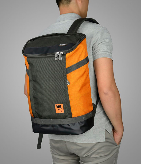 Balo laptop Mikkor The Irvin Backpack mã BM538 21