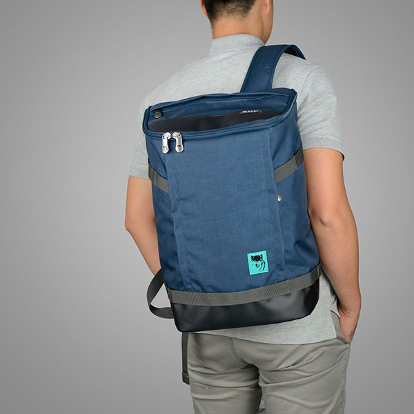Balo laptop Mikkor The Irvin Backpack mã BM538 22