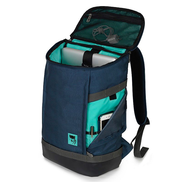 Balo laptop Mikkor The Irvin Backpack mã BM538 14