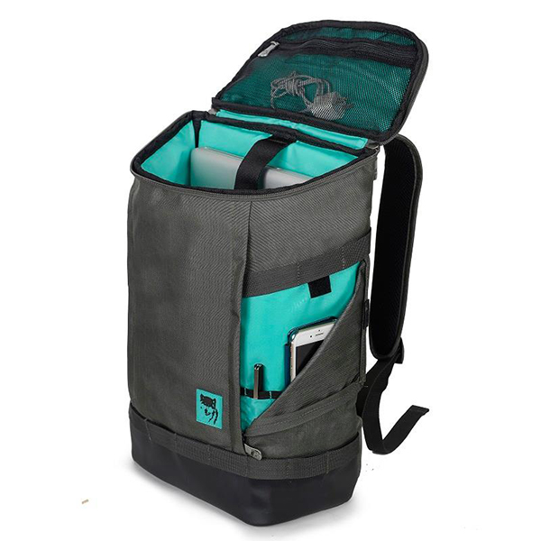 Balo laptop Mikkor The Irvin Backpack mã BM538 15
