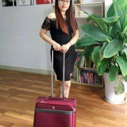 Hè rực rỡ với vali kéo BROTHERS giá chỉ từ 590 ngàn đồng