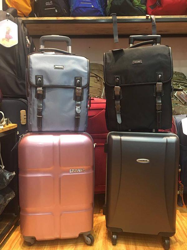 Kết hợp bộ 3 balo, túi xách, Vali kéo du lịch – Bạn đã biết chưa? 6