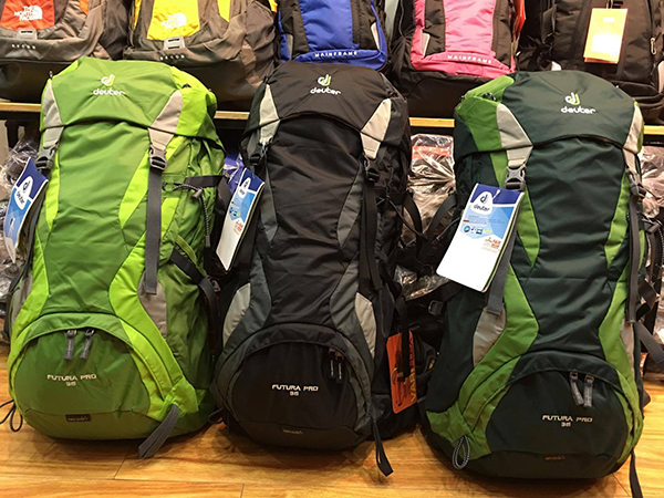 BA LÔ DEUTER FUTURA PRO 36L Backpack mã BD547 16