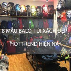 8 mẫu Balo đẹp, túi xách Đẹp Hot Trend Hiện Nay