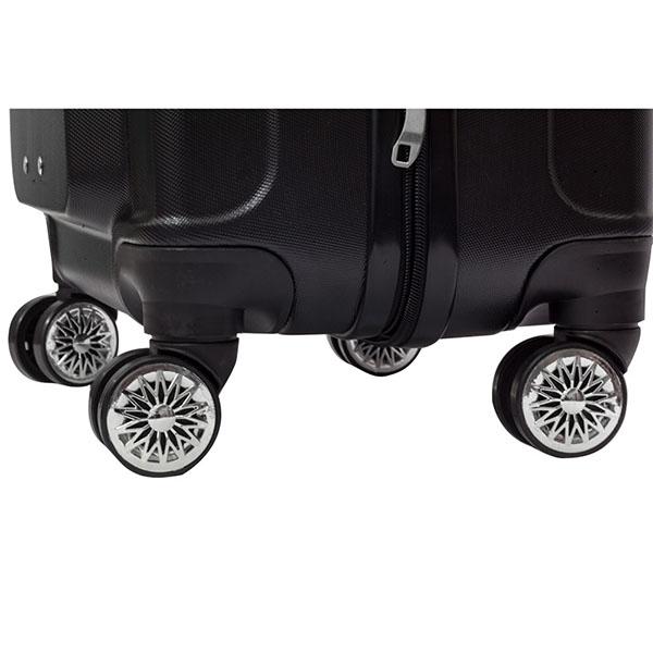 Vali kéo BROTHERS BR808 màu đen size 20