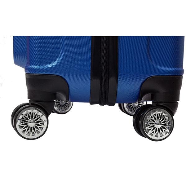 Vali kéo BROTHERS BR808 màu xanh size 24