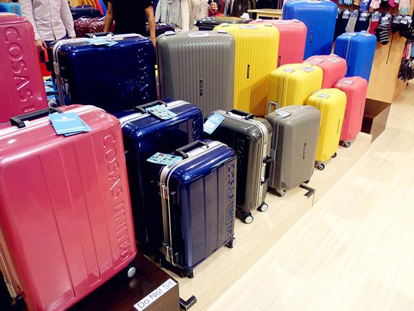 Nên chọn vali kéo kích thước cân nặng thế nào cho phù hợp ? 4