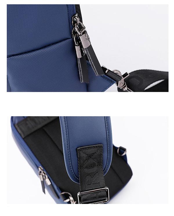 Balo đeo chéo ARCTIC HUNTER USB mã BAH569 14