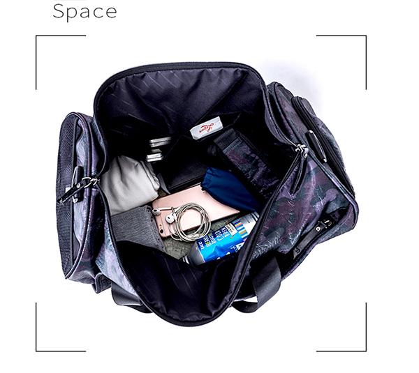 Mua túi du lịch loại nào tốt, giá rẻ ? nhẹ, nhỏ gọn, chống nước tốt...? 13