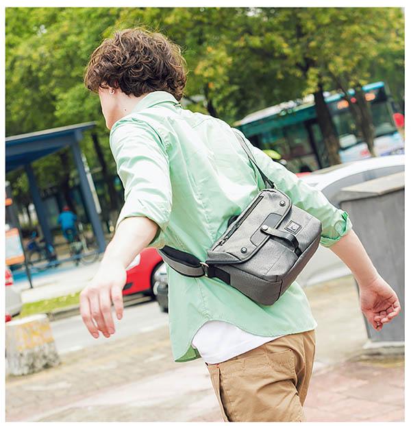 Túi đeo chéo ARCTIC HUNTER BAH567 11