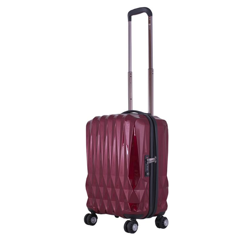 Vali kéo Epoch 8733 size 20 S Màu đỏ mã VE591 2