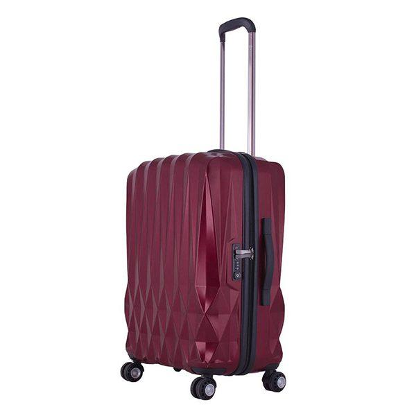 Vali kéo Epoch 8733 size 24 Màu đỏ mã VE592 1
