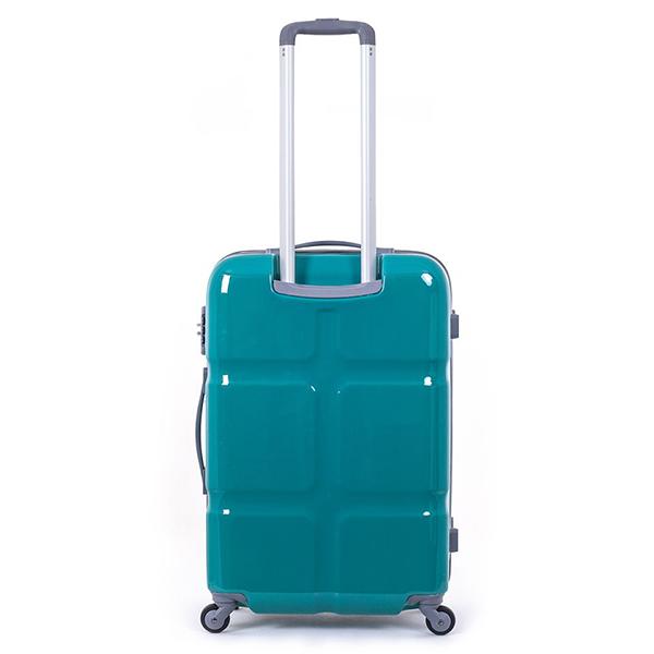 Vali Kéo Famous General 8188B màu xanh ngọc size 24 mã VF603 10