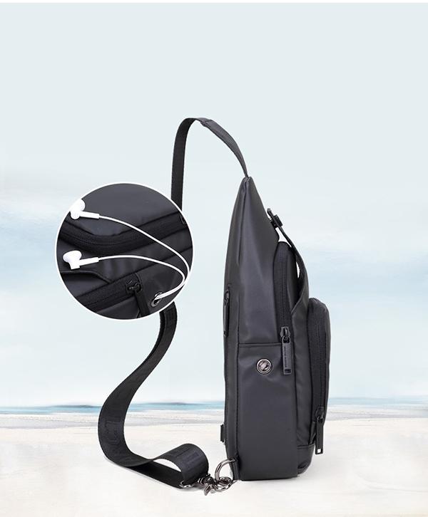 Balo đeo chéo ARCTIC HUNTER Crossbody Bags mã BAH604 13