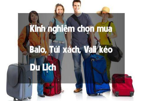 Kinh nghiệm chọn mua vali kéo du lịch, túi du lịch, balo du lịch ? 43