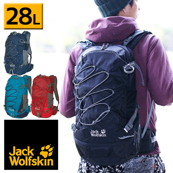 Jack wolfskin rockdale 28