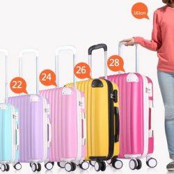 Kinh nghiệm chọn mua vali kéo cỡ lớn nhất loại 40kg, Vali kéo đại