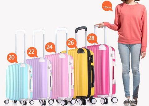 Kinh nghiệm chọn mua vali kéo cỡ lớn nhất loại 40kg, Vali kéo đại 78