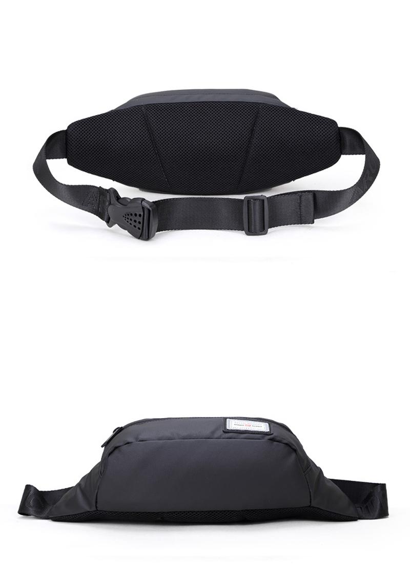 Túi bao tử đeo chéo AH Buộc bụng mã TAH738 10